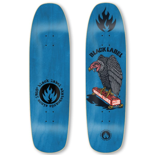 "Image of ""Vulture Curb Club"" 8.88"" Blue Stain"