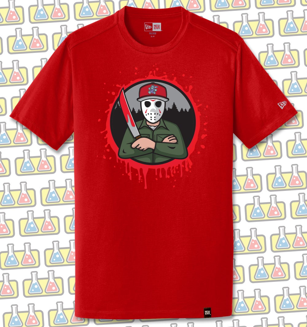 JASON T-Shirt Preorder - RED