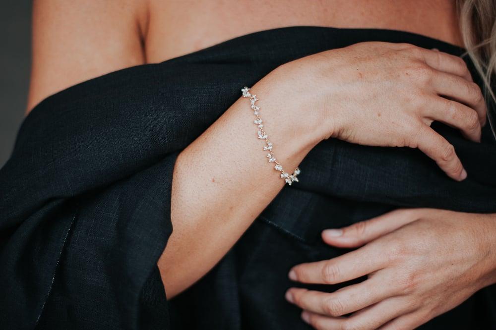 Image of Pearl Spray Bracelet