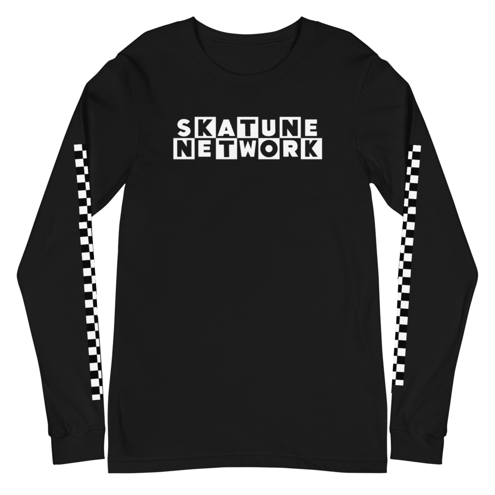 Image of CLASSIC LOGO LONG SLEEVE T - almost sold out!