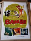 Donnie Dunagan - Signed Bambi