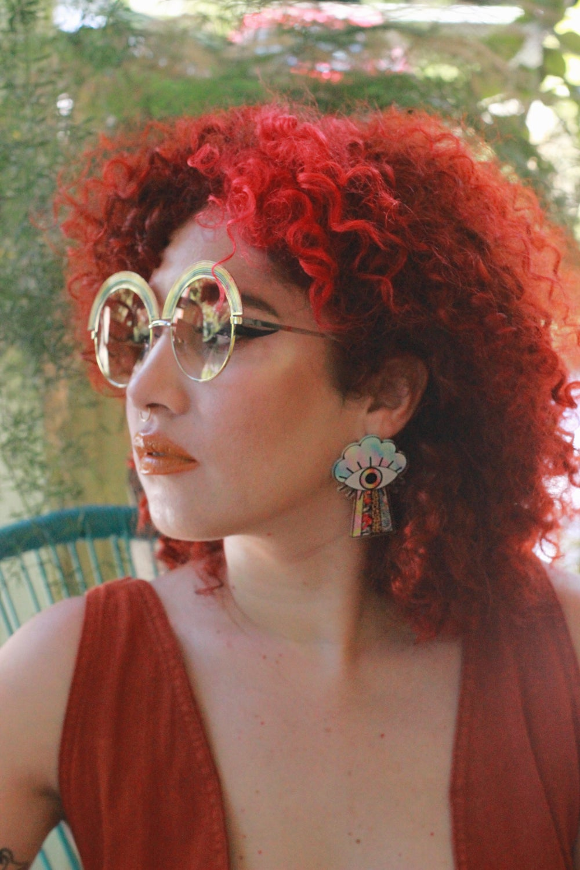 Image of Eye of the Beholder earrings