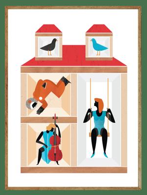 Image of Condominio 5 Print Collection