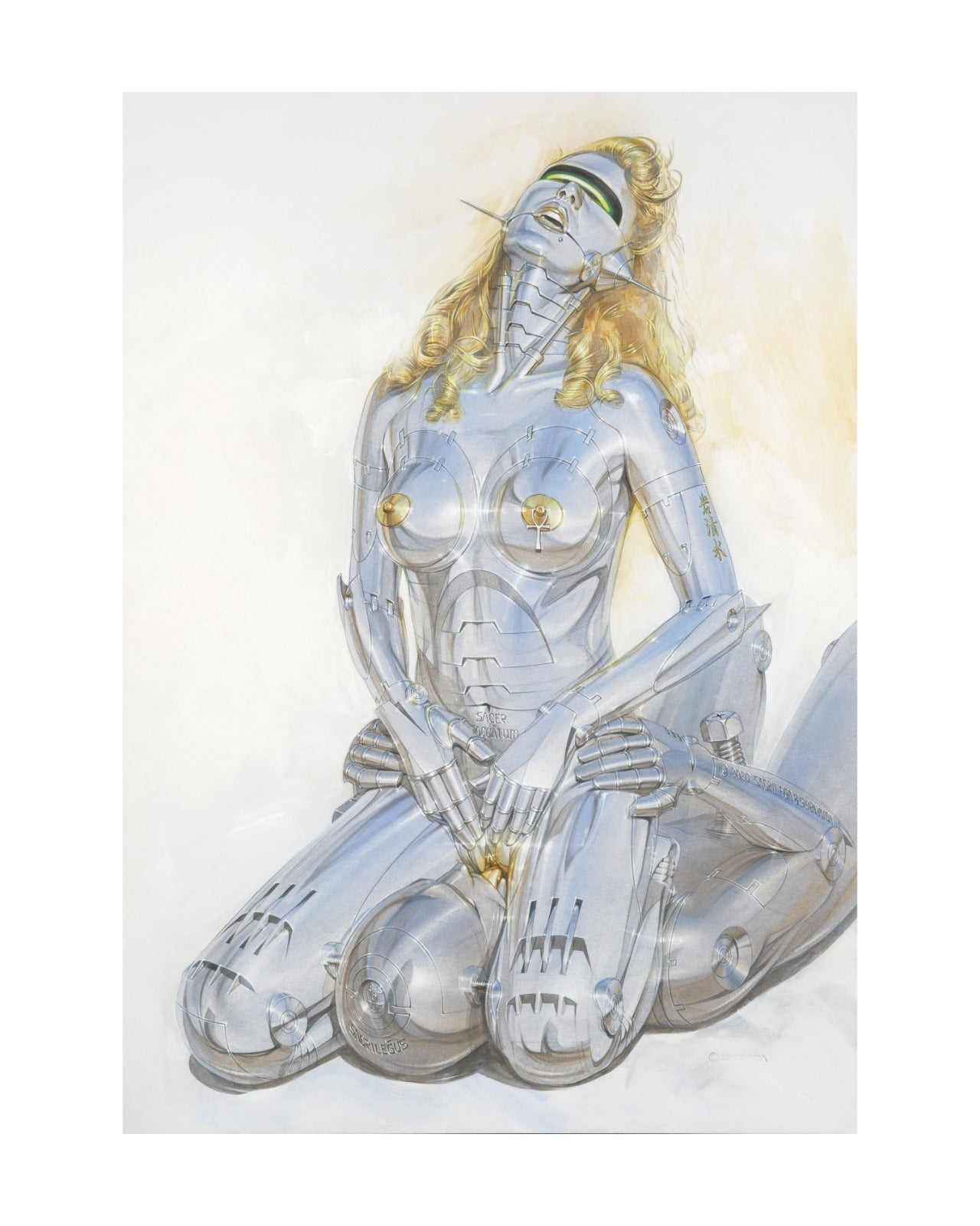 Image of EXIT ISSUE 40 SPRING SUMMER 2020 HAJIMI SORAYAMA ***SOLD OUT***