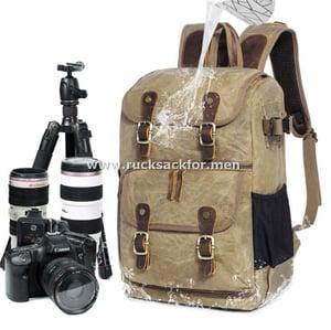 Image of military rucksack