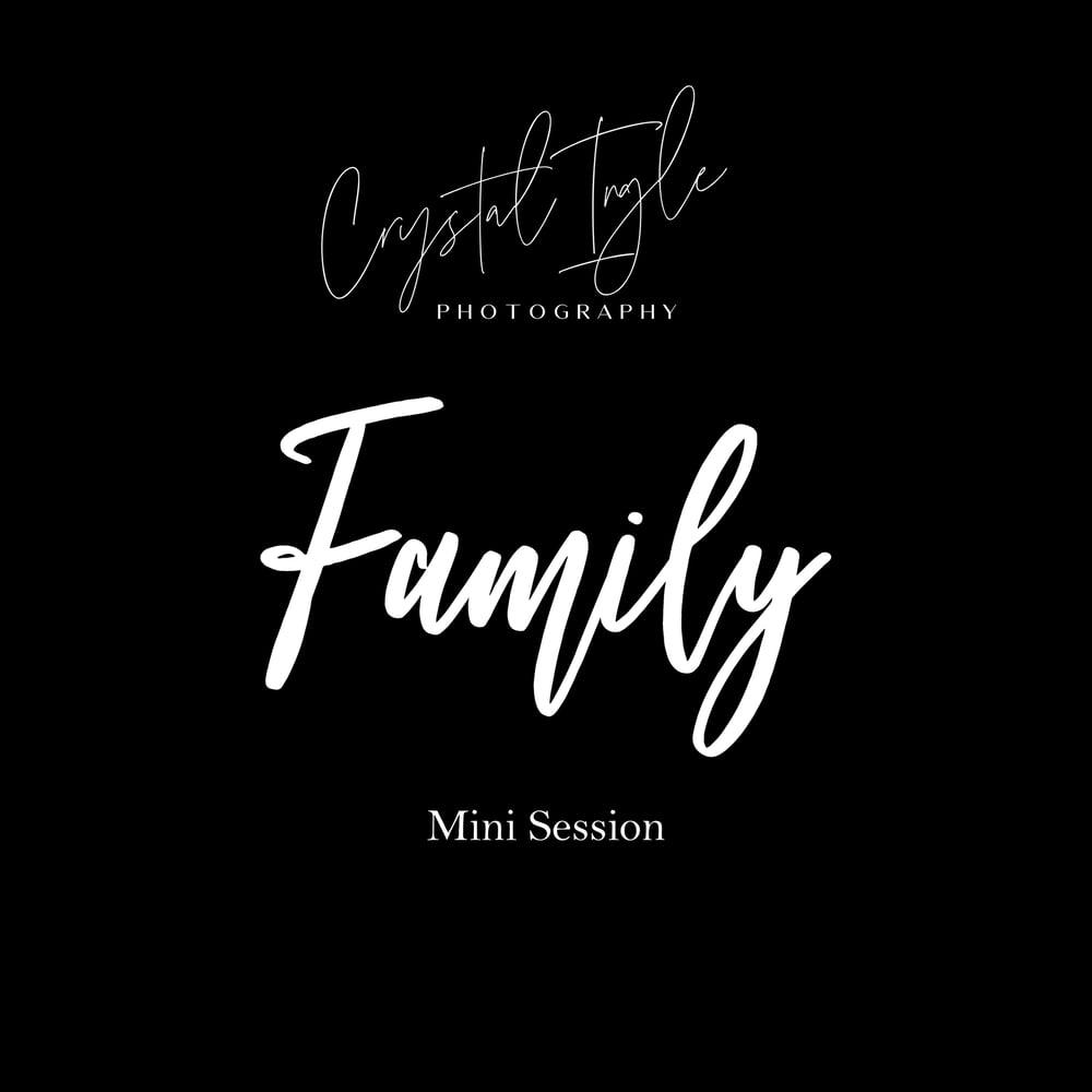 Image of Family Mini Session | 2021
