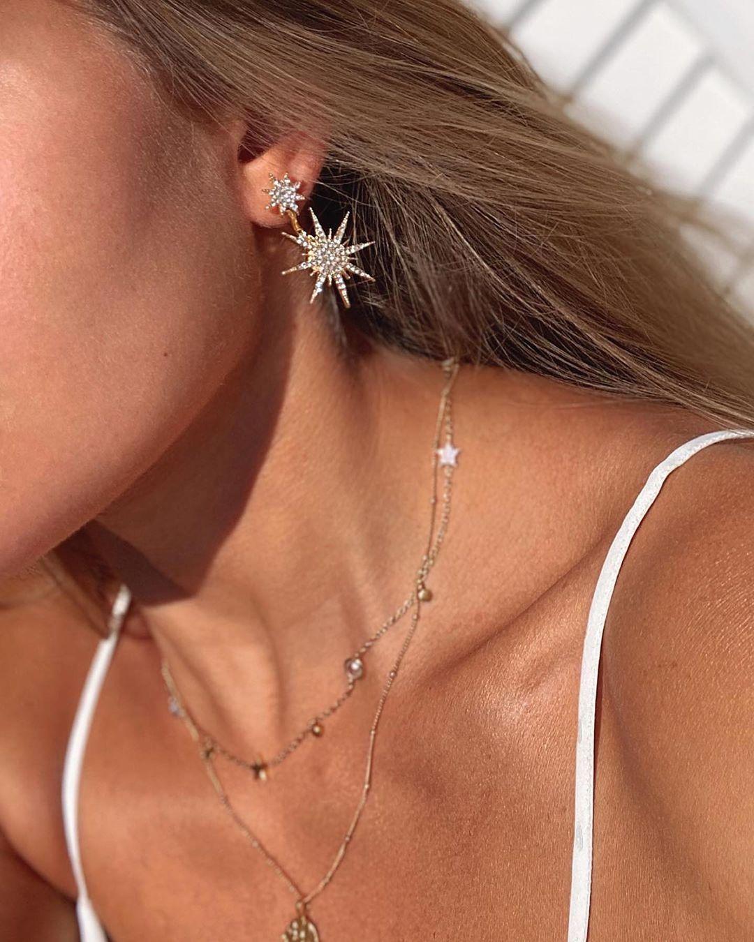 Desert Star Earrings