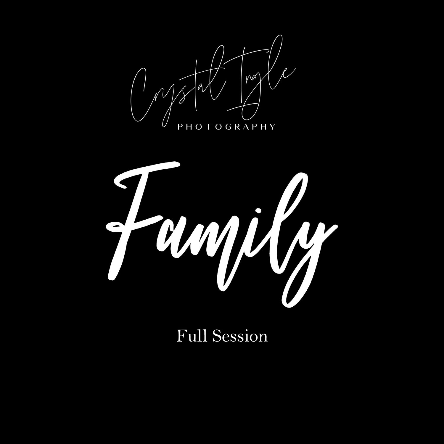 Image of Full Family Session | 2021