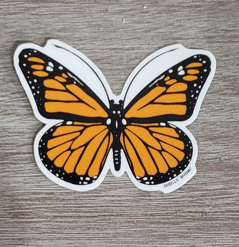 Image of Sticker Butterfly