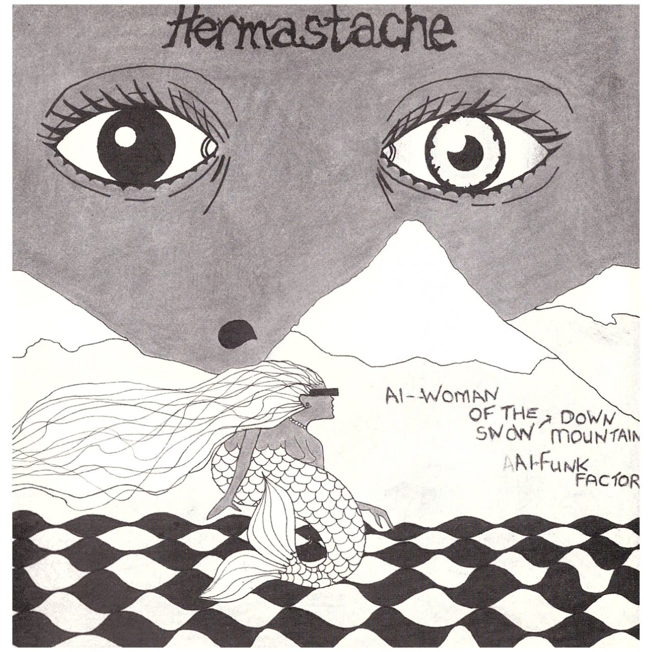 Image of Hermastache/ The Drezznels - Woman Of The Snow Down Mountain/ Class Distinction