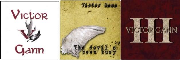 Image of Victor Gann CD Bundle