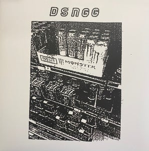 Image of DSNGG - Demo LP