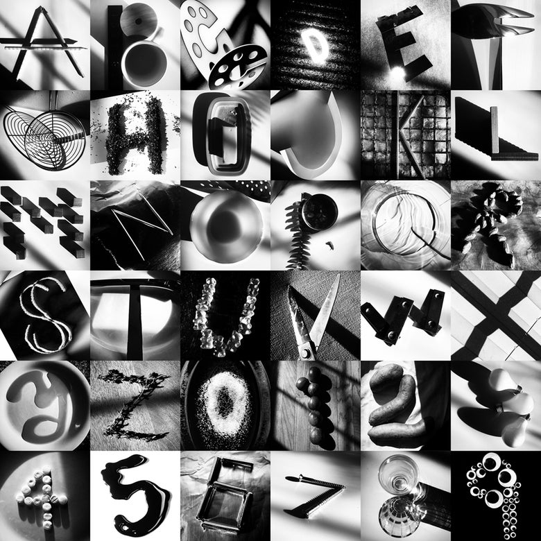 Image of 36 Days of Type