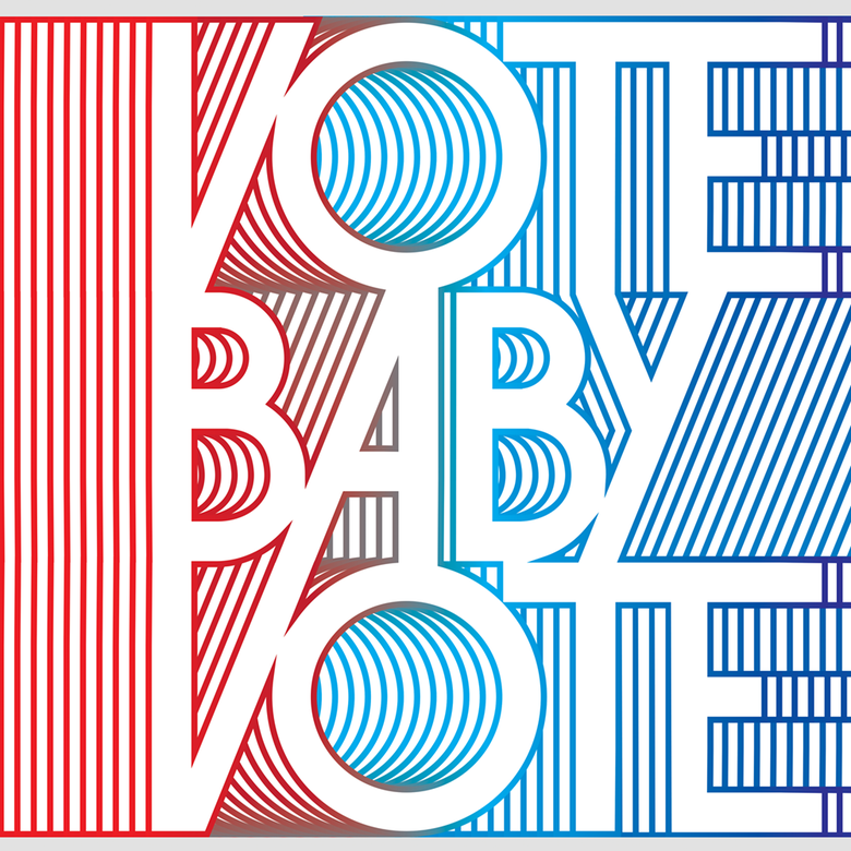 Image of Vote Baby Vote
