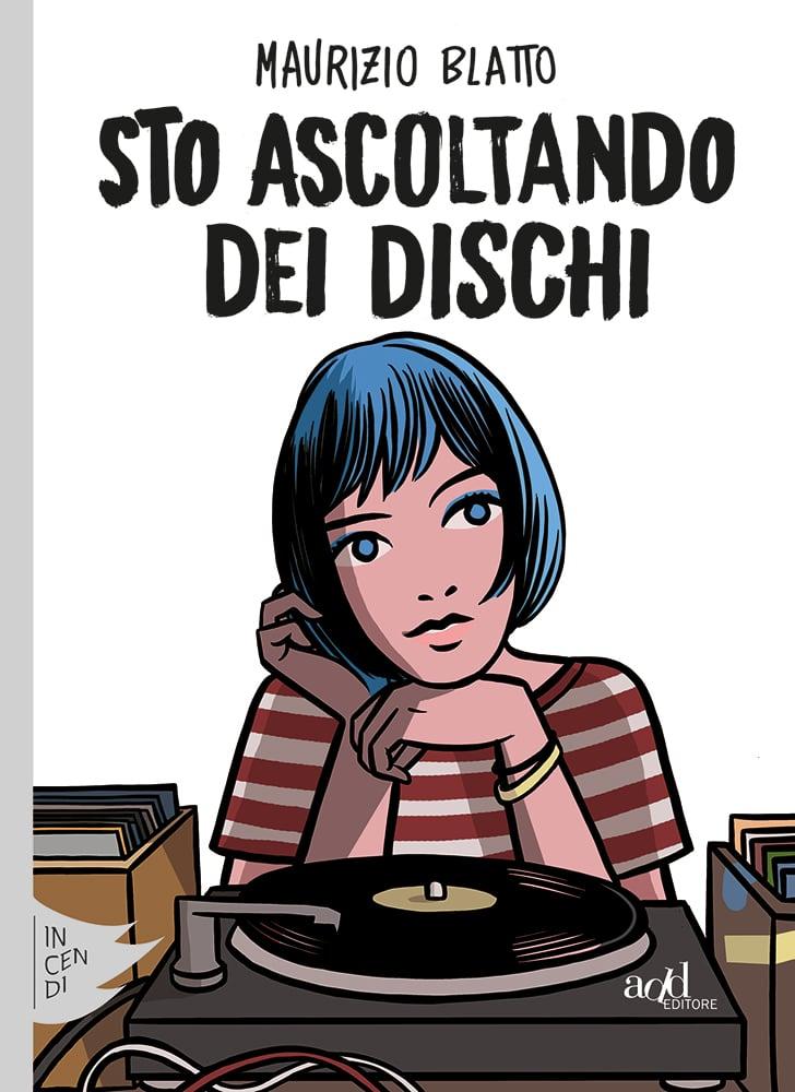 Image of Maurizio Blatto - Sto ascoltando dei dischi