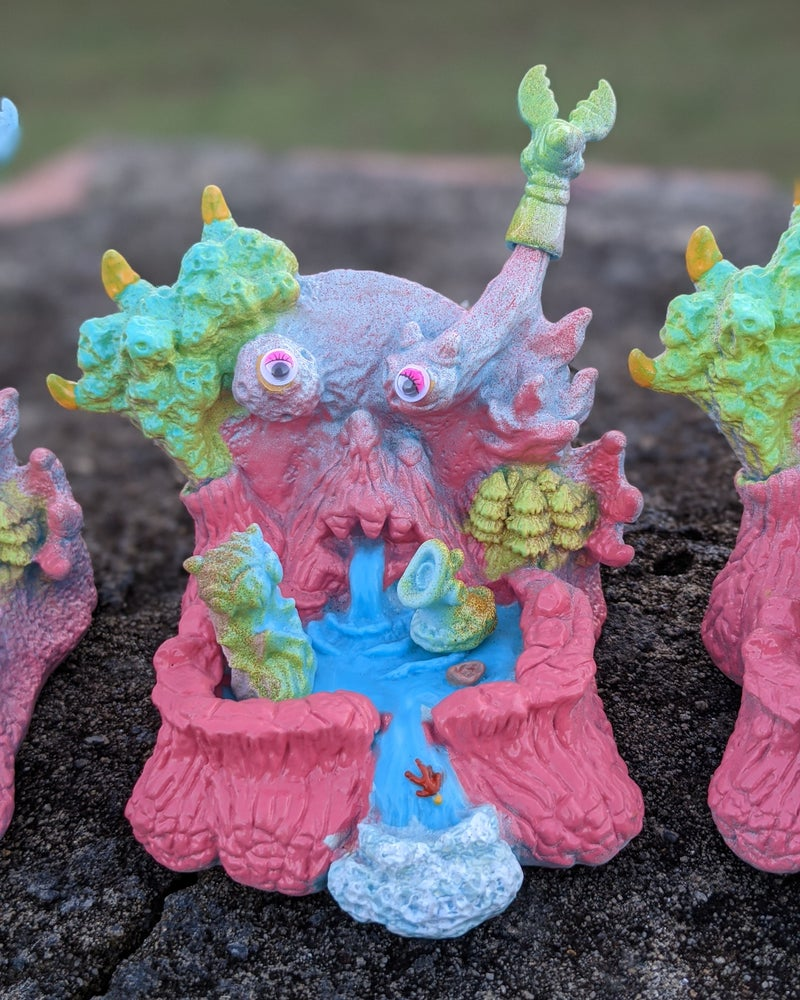 Image of Monster Land Playset