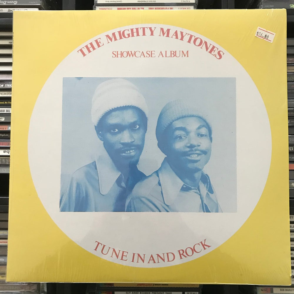 Image of The Mighty Maytones - Tune In And Rock Vinyl LP