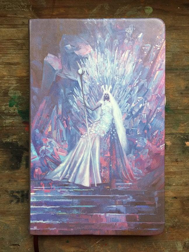 Image of Bright Queen Hardcover Sketchbook