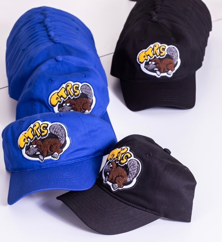 Image of QTRS Chenille Patch Dad Hats