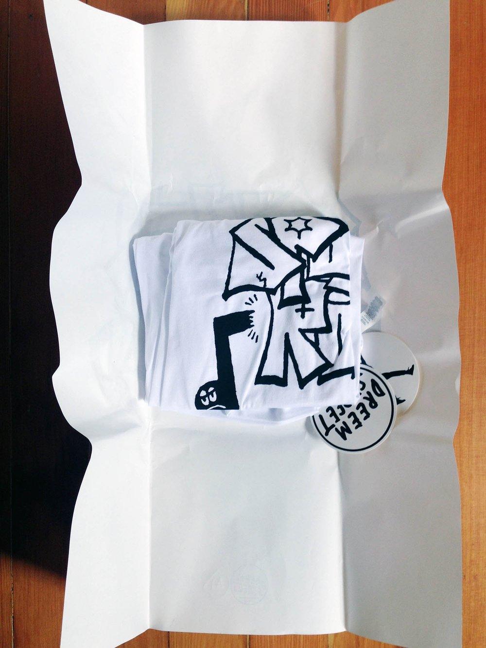 Spoiler Room T-shirt