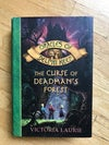 The Curse of Deadman's Forest (Oracles of Delphi Keep #2) by Victoria Laurie