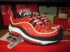 "Air Max 98 ""Habanero Red"" GS - areaGS - KIDS SIZE ONLY"