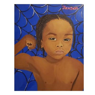 Image of 16x20 Portrait Paintings