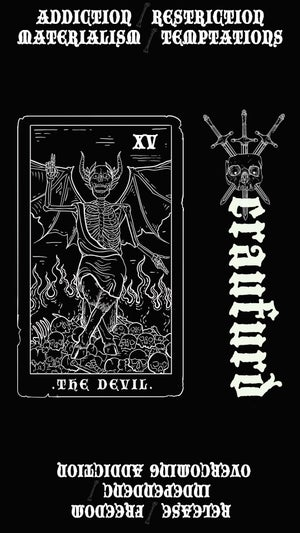 DEVIL TAROT LONGSLEEVE