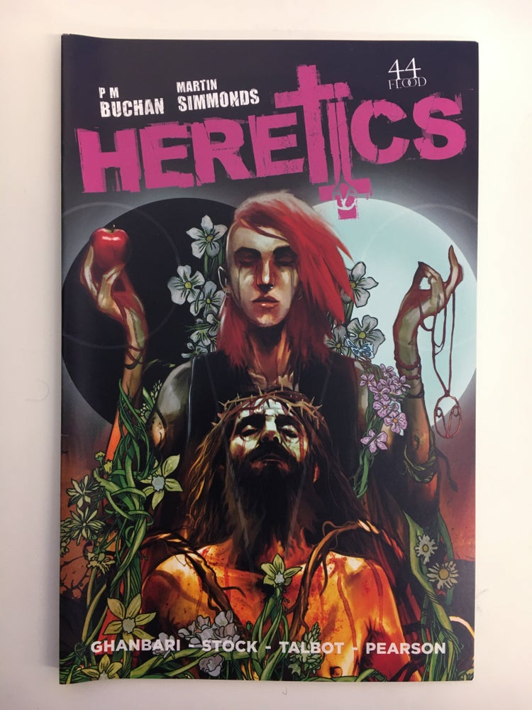 Image of HERETICS #0 - Martin Simmonds, PM Buchan