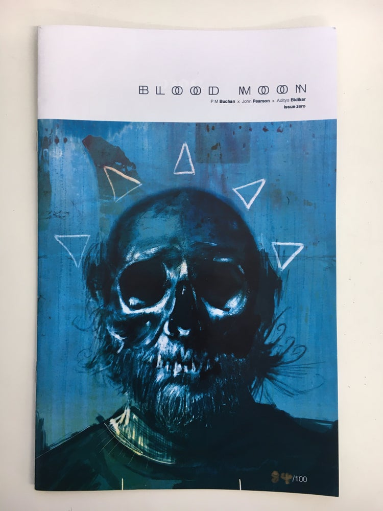 Image of BLOOD MOON #0