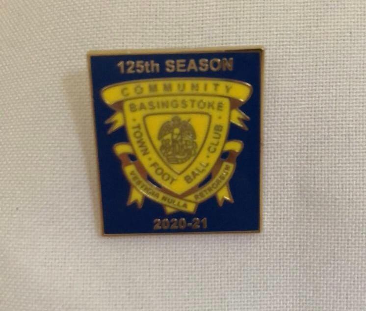 BTCFC Metal Pin Badges