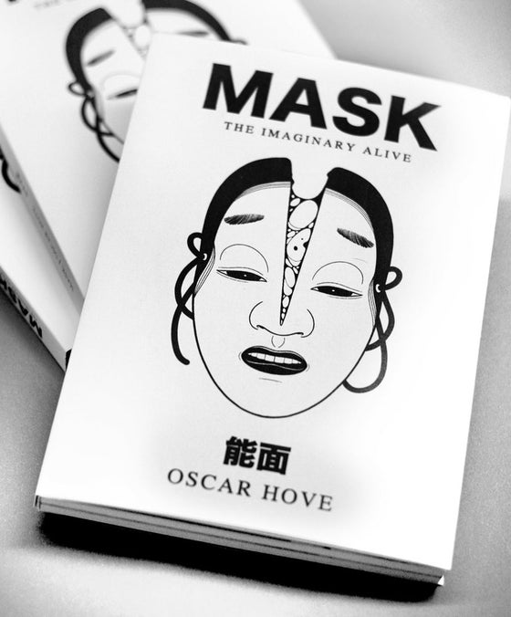 Image of BOOK MASK . THE IMAGINARY ALIVE