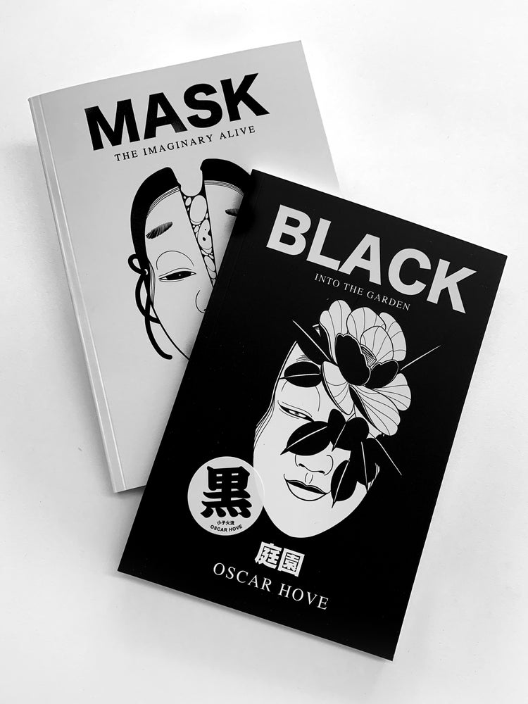 Image of BOOK PACK / MASK + BLACK