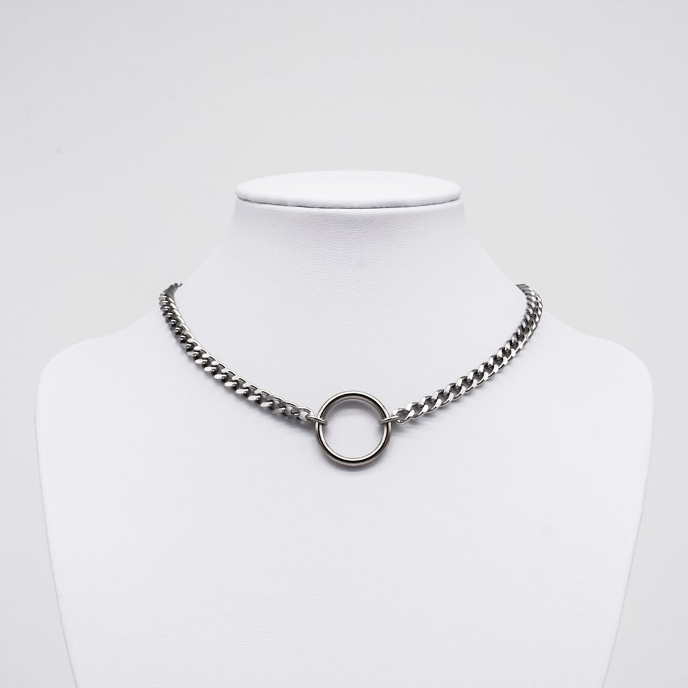 Image of VIOLET | O-Ring Choker