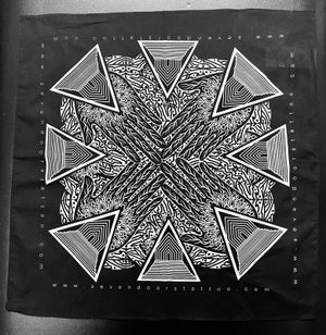 Image of New Seven Doors Bandana