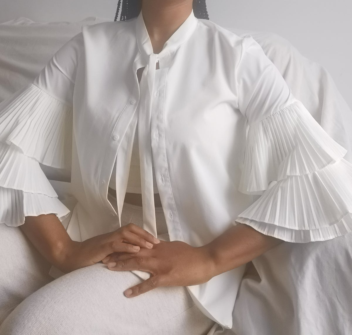 Image of mujer blouse