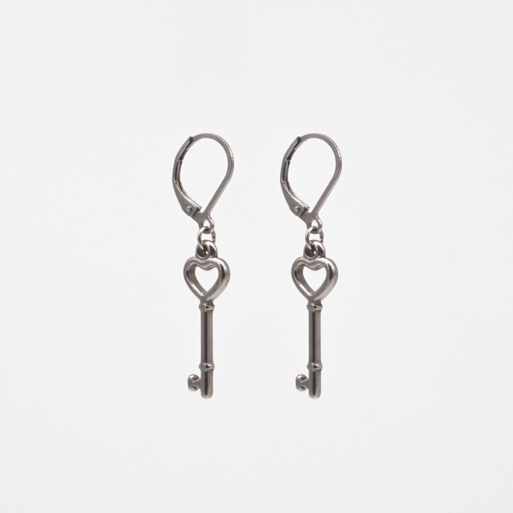Image of ELEANOR | Key Earrings