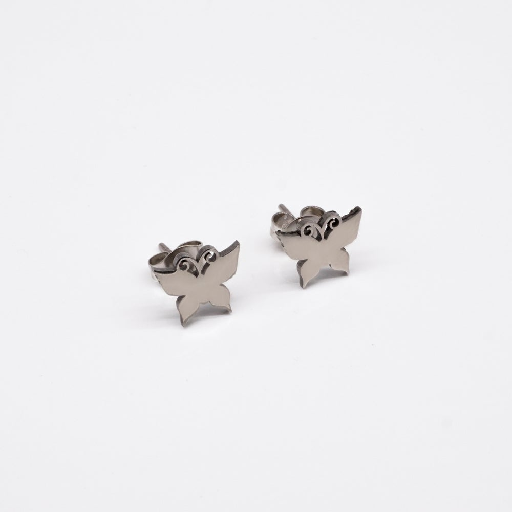 Image of ALEAH | Butterfly Studs