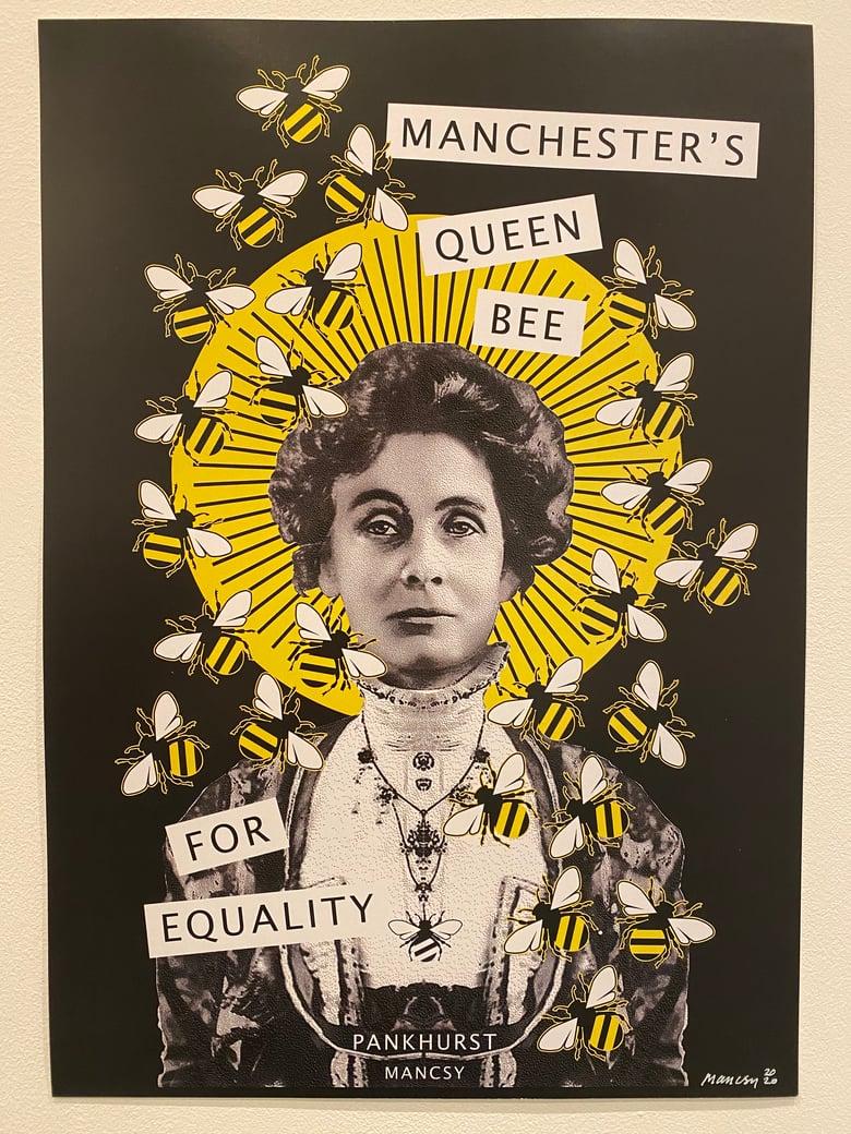 Image of Queen Bee Digital A3