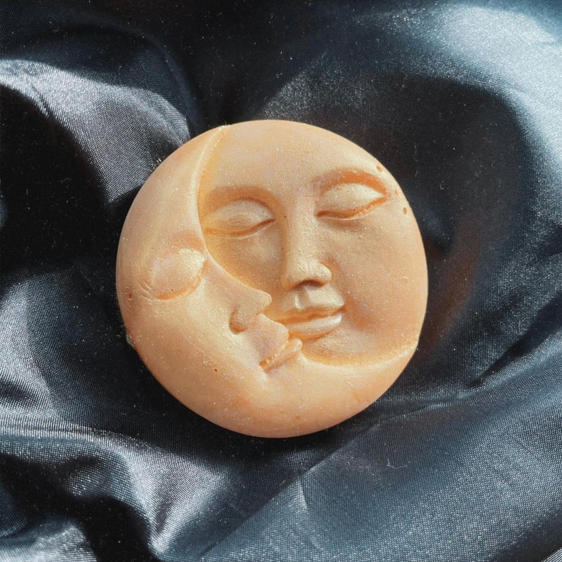 Image of Sun and Moon XL wax melt by Burn in Hell Candle Co