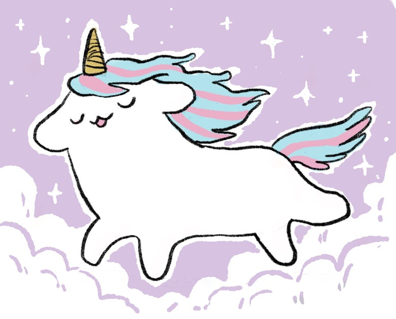 Image of Boynicorn Enamel Pin PREORDER