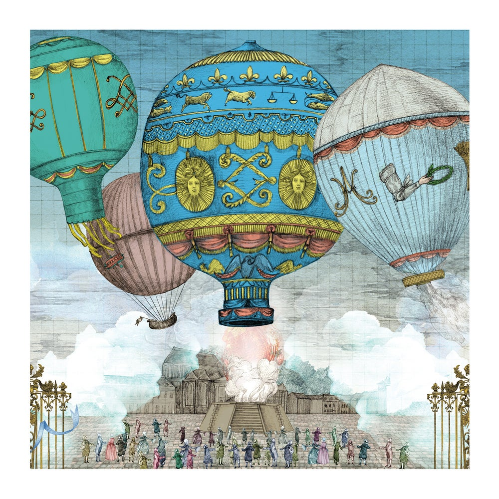 Image of Versailles Balloons