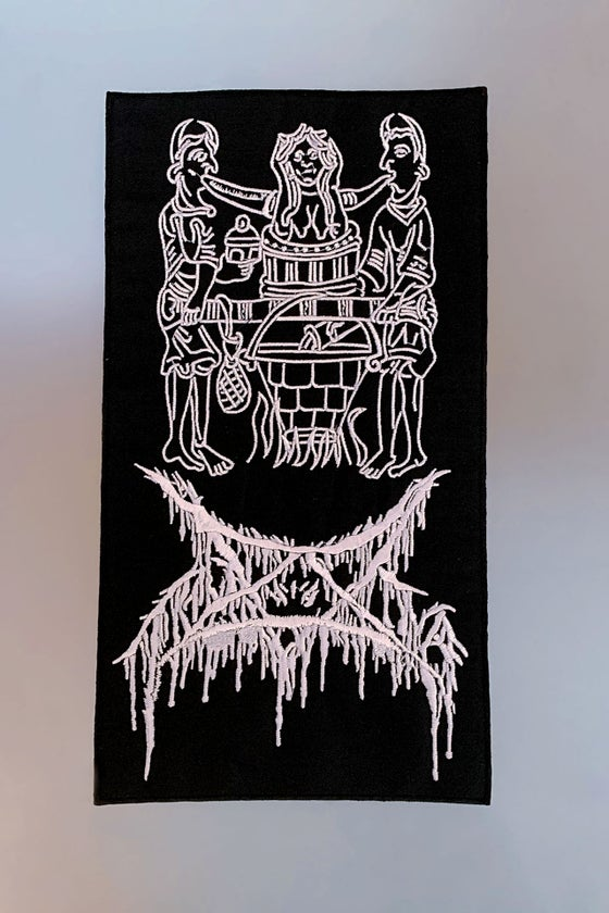 Image of Buried Seven Trotula Patch