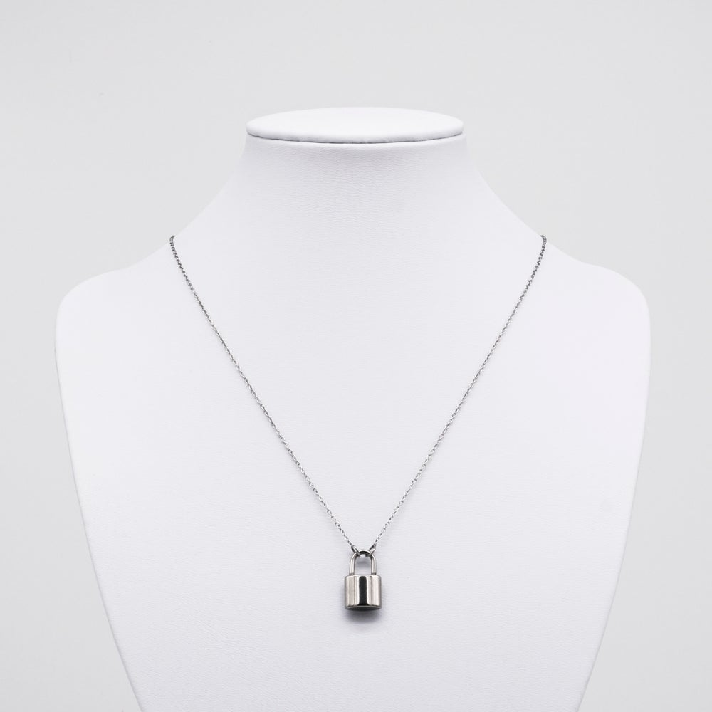 Image of AMELIA | Lock Necklace