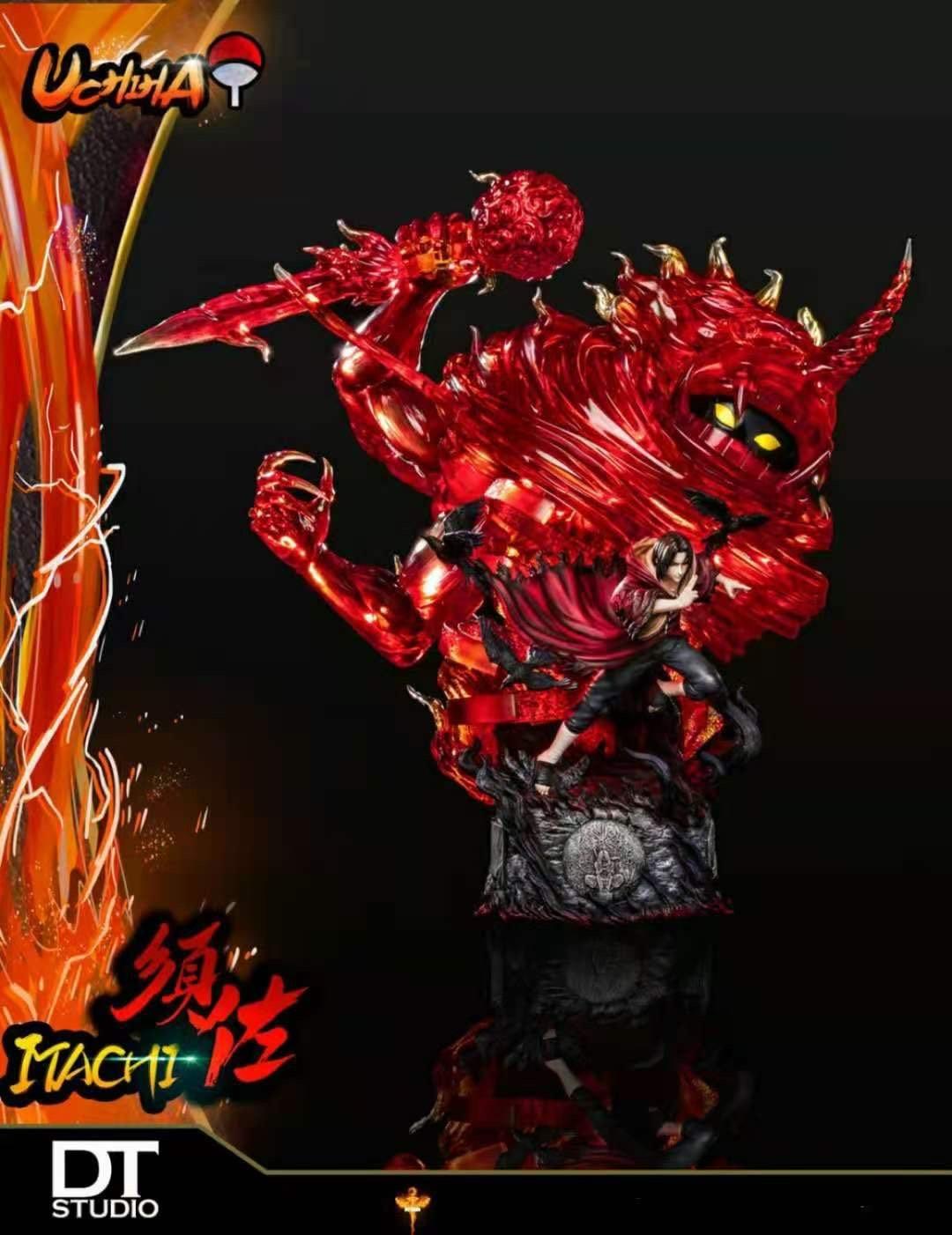 Image of [Early-Bird][Pre-Order]Naruto DT Studio Itachi Resin Statue