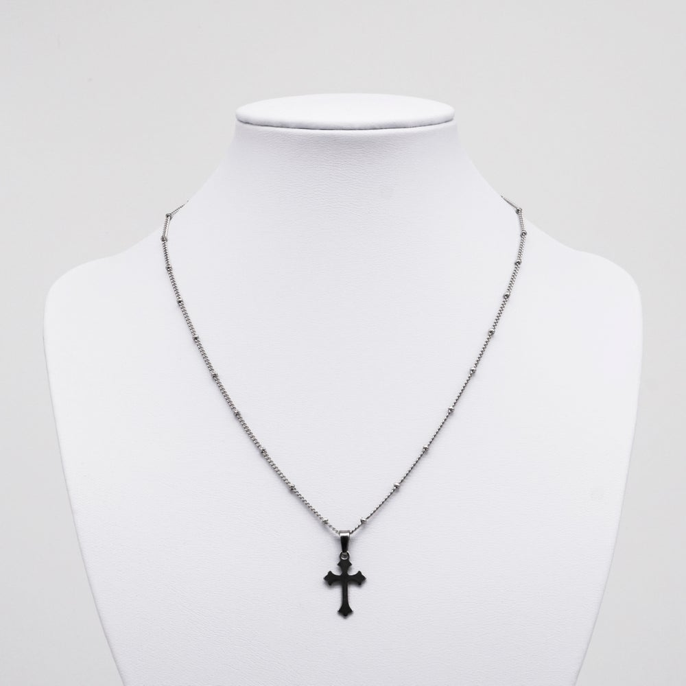 Image of ARIEL | Cross Necklace
