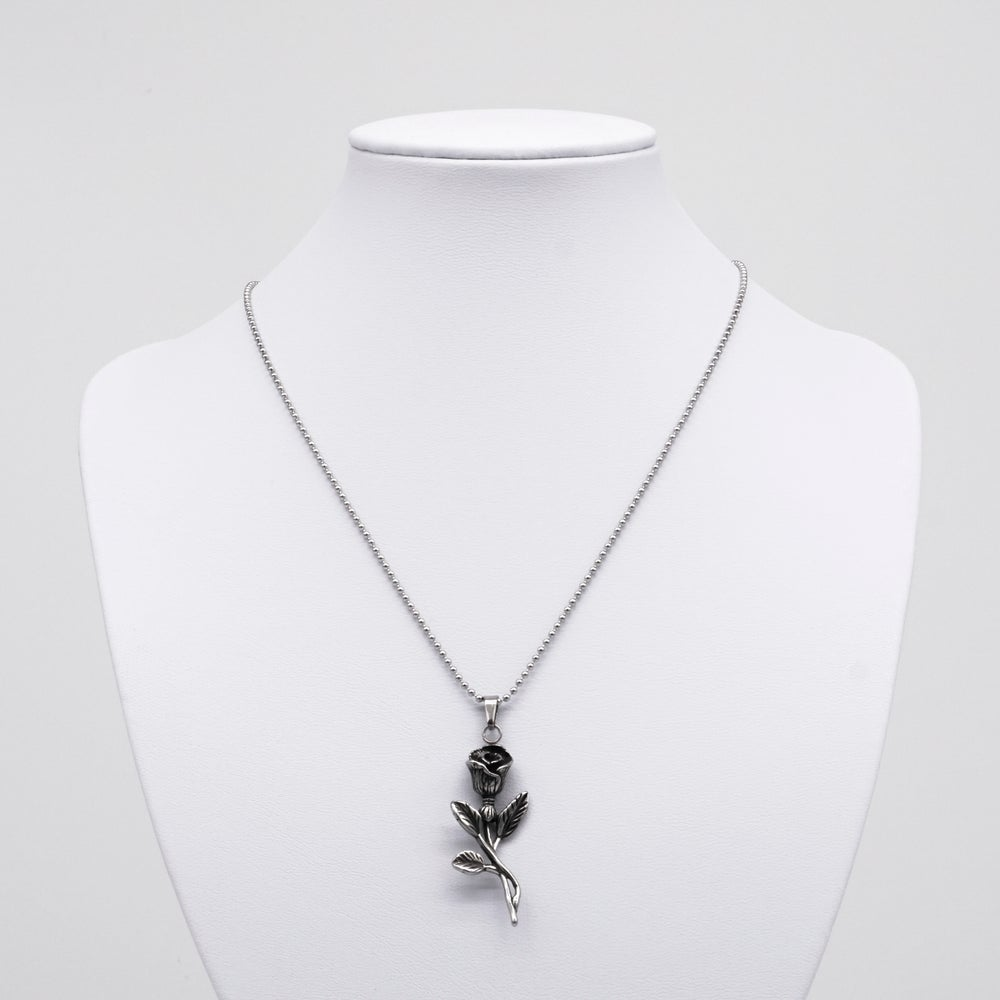 Image of HOPE | Rose Necklace