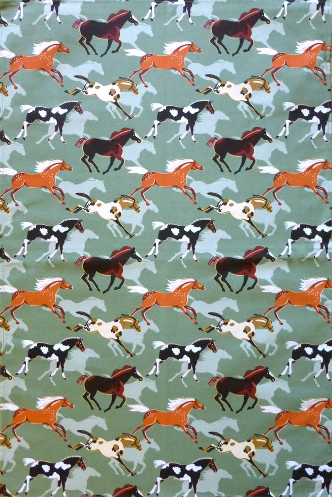Image of Horse Tea Towel
