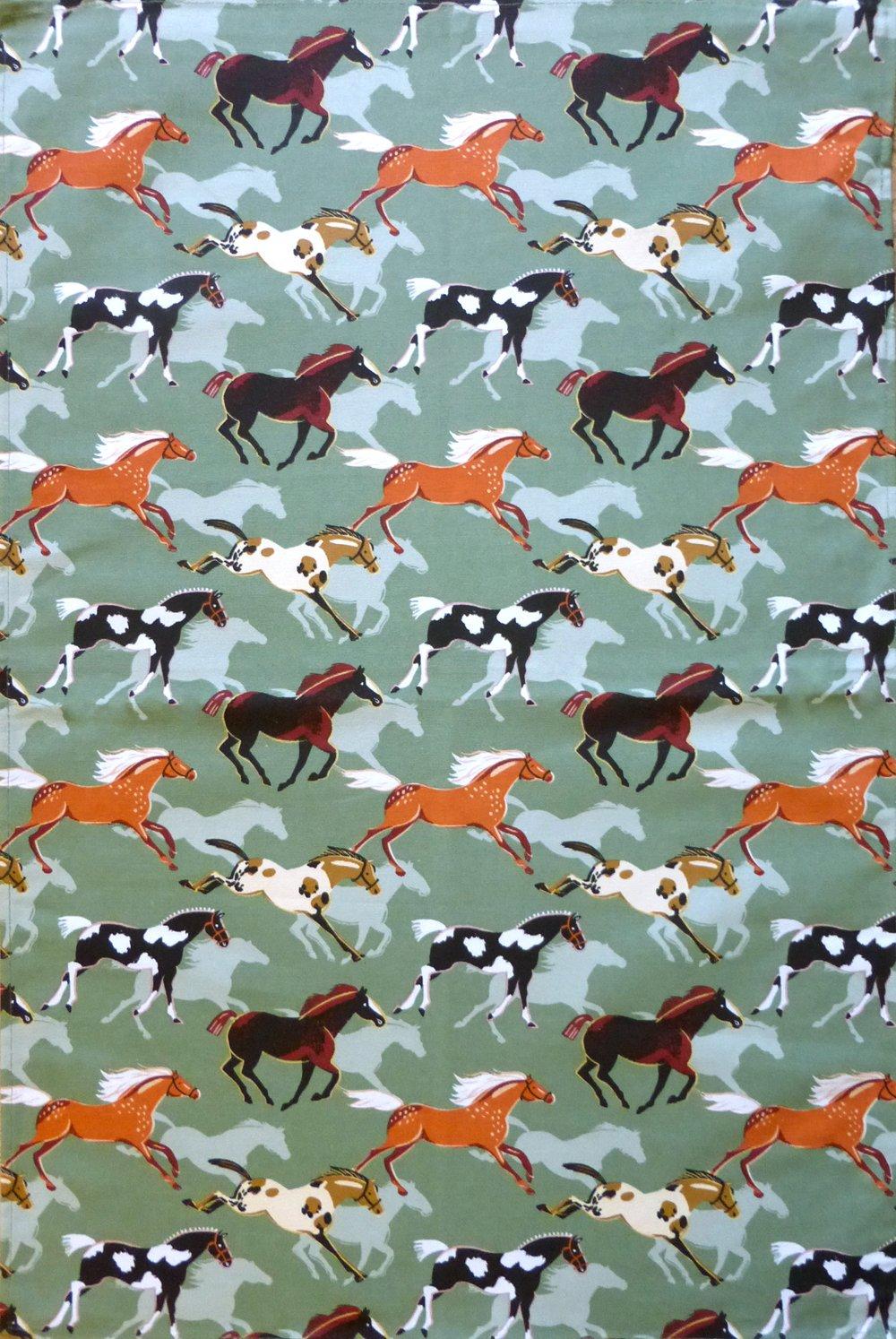Image of Horse Tea Towel