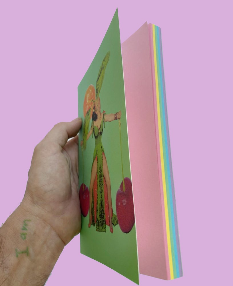 Image of Cherry Bomb Notebook